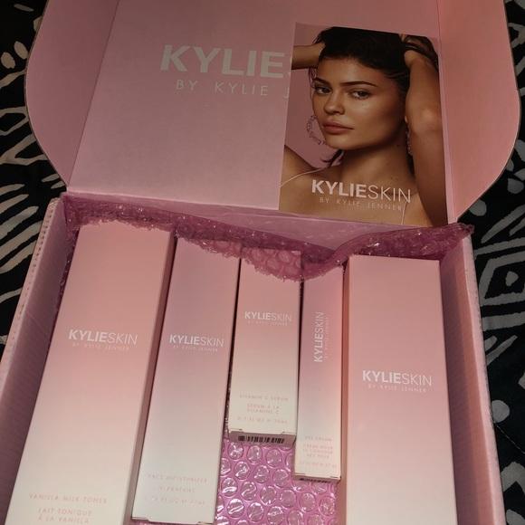 Kylie skin care